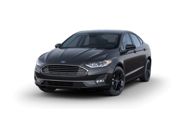 New 2019 Ford Fusion SE SE FWD for sale in Fishers, IN